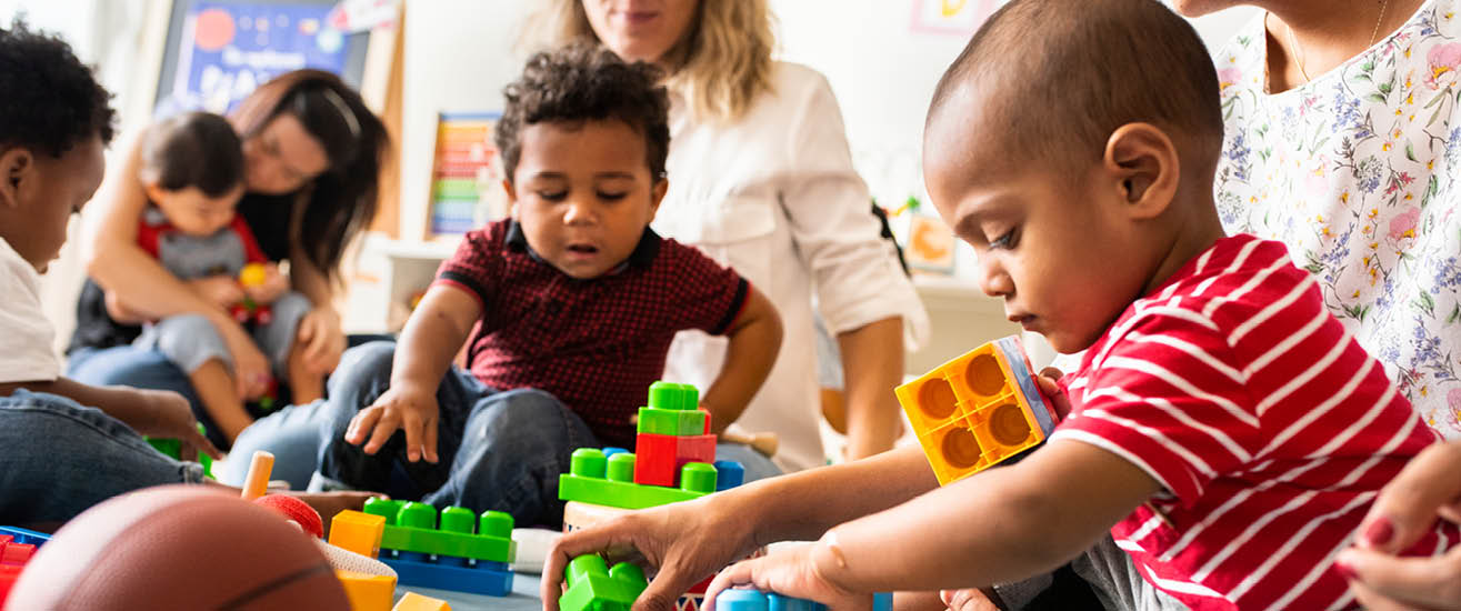 View post titled Lawmakers, Governor propose solutions to child care crisis